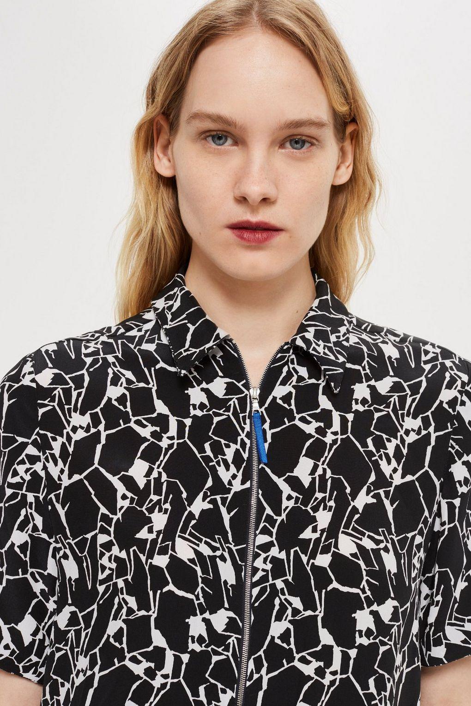 topshop-BLACK-Zip-Utility-Shirt-By-Boutique